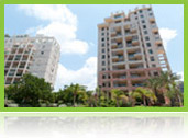 ניהול בנייני מגורים במרכז
